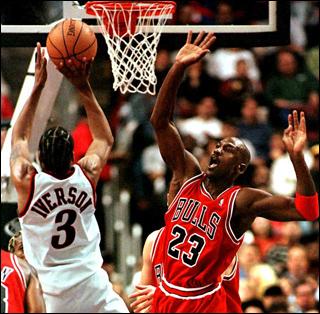 AI vs. MJ