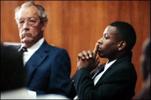 Iverson w sądzie