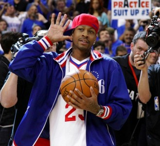 Iverson powraca do Philly
