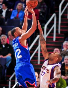 Turner vs. Suns