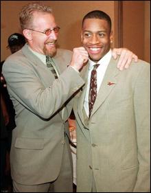Pat Croce i Allen Iverson