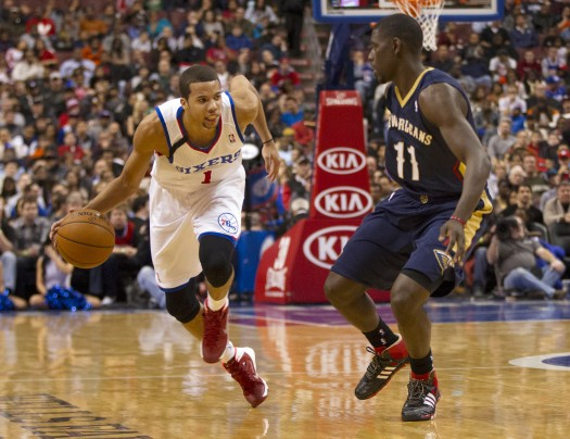 Michael Carter-Williams vs. Jrue Holiday