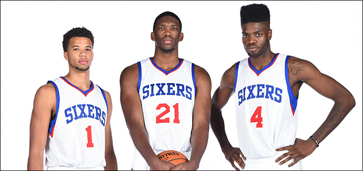 Carter-Williams, Embiid, Noel,