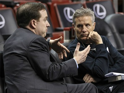 Brett Brown & Sam Hinkie