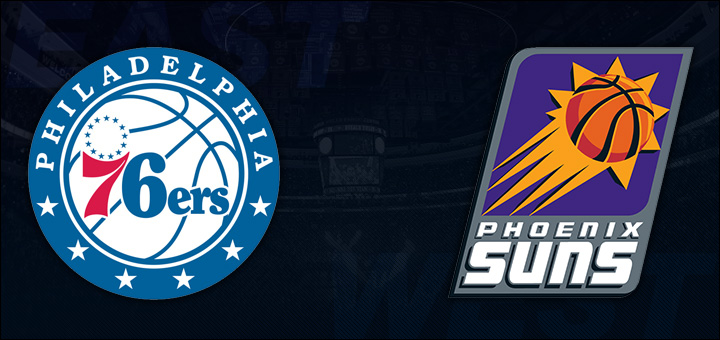 Sixers – Suns