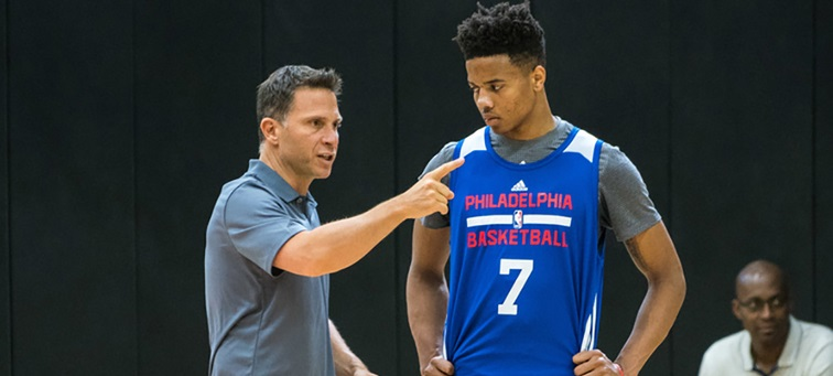 Billy Lange Markelle Fultz