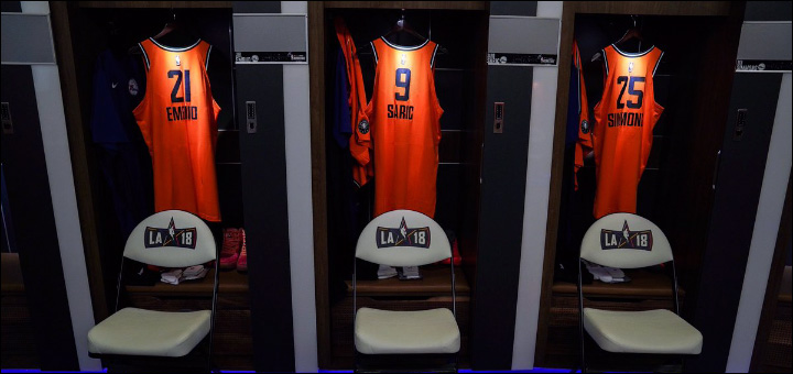 NBA Rising Stars 2018