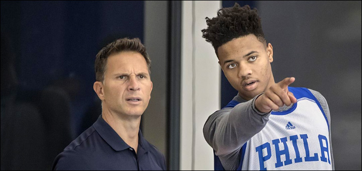 Billy Lange & Markelle Fultz
