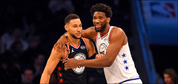 Simmons & Embiid