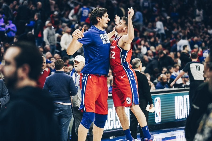 Boban and TJ