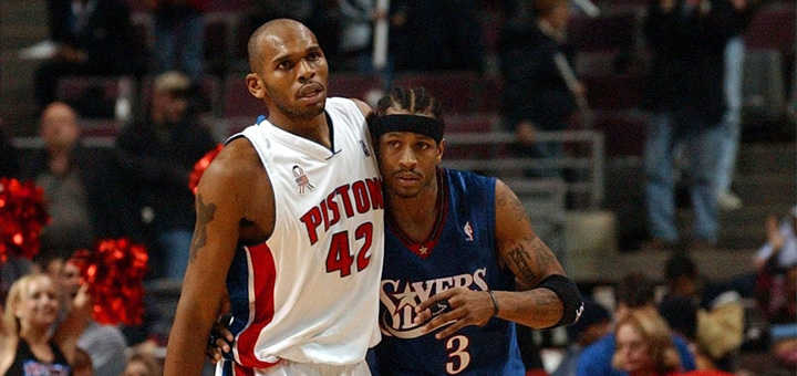 Allen Iverson & Jerry Stackhouse
