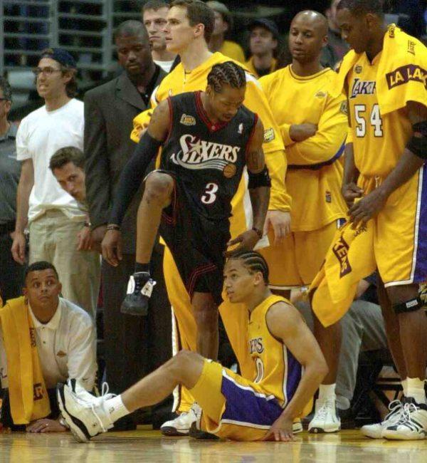 NBA Finals 2001