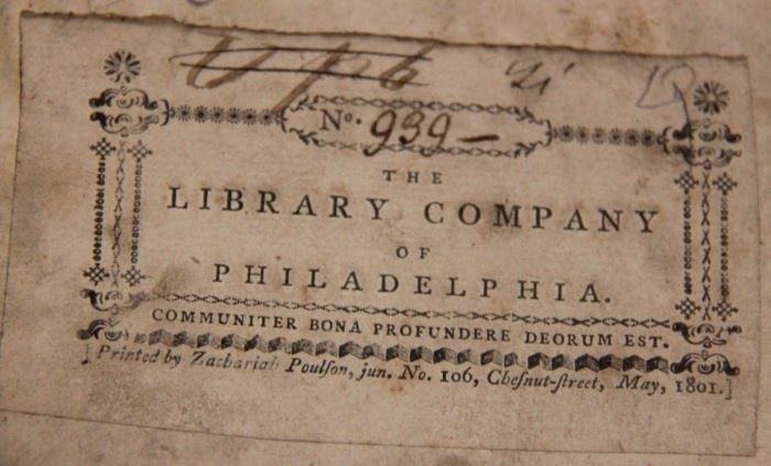 LCP membership card 1801